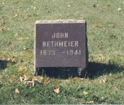 John Rethmeier