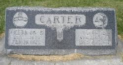 Clara E Carter