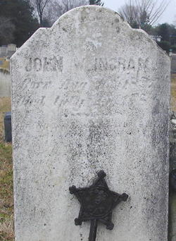 John W Ingram