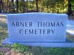 Abner Thomas Cemetery