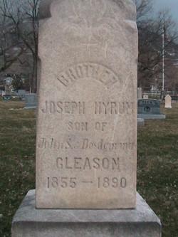 Joseph Hyrum Gleason