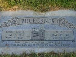 Genett <I>Tingey</I> Brueckner