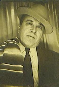 """Augustine """"Gus"""" Garcia, Sr"""