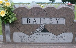Perry Wasson Bailey