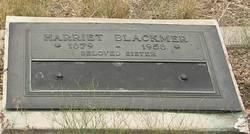 Harriet <I>Holland</I> Blackmer