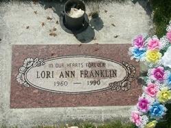 Lori Ann <I>Price</I> Franklin