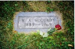 William Arthur McCurdy