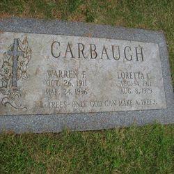 Loretta C <I>Mattingly</I> Carbaugh