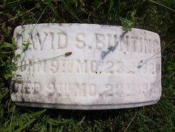David S Bunting