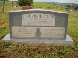 Louvenie <I>Shook</I> Ford
