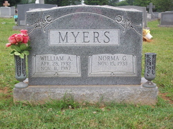 William A Myers
