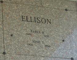 Earle B Ellison