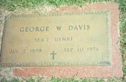 George Washington Davis
