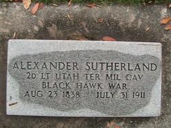 Alexander George Sutherland