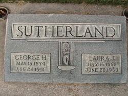 Laura Jane <I>Jones</I> Sutherland