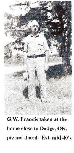 George Wilgus Francis