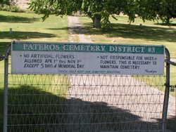 Pateros Cemetery