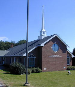 Kemblesville Methodist Church Cemetery