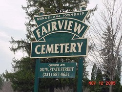 Fairview Cemetery South