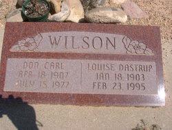 Don Carl Wilson