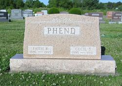 Cecil S. Phend