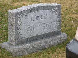 Leander Jeffrey Eldredge
