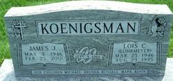 Lois C <I>Lohrmeyer</I> Koenigsman