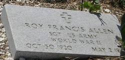 Roy Francis Allen