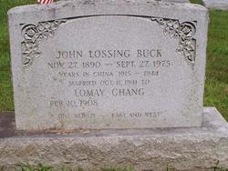 Dr John Lossing Buck