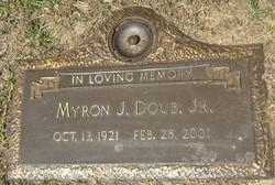 "Dr Myron Jones ""Mj"" Doub, Jr"