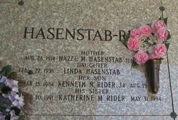 Hazel <I>Jerge</I> Hasenstab
