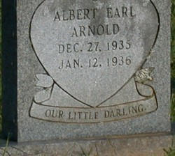 Albert Earl Arnold