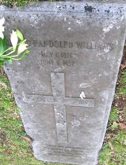 Edmund Randolph Williams