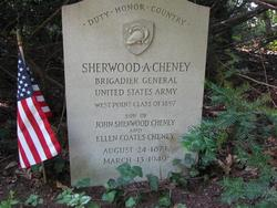 Gen. Sherwood Alfred Cheney