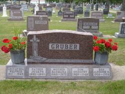 Barbara <I>Lochner</I> Gruber