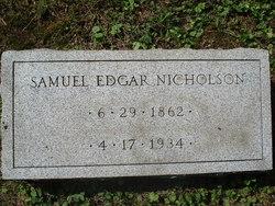 Samuel Edgar Nicholson