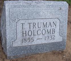 T Truman Holcomb