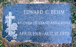 "Edward Charles ""Ed"" Behm"