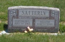 Elizabeth Ellen <I>Tomberlin</I> Satterly