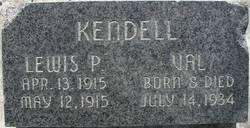 Lewis Parley Kendell