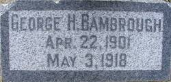 George Henry Bambrough