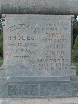 Vinor <I>Rhodes</I> Force
