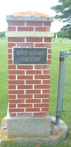 West Adams Cemetery