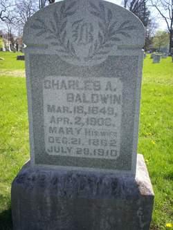 Charles A Baldwin