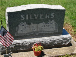 Clara <I>Rumley</I> Silvers