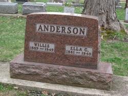 Ella Clarmond <I>Porter</I> Anderson