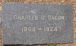 Charles G Bacon