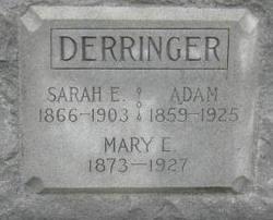 Mary Elizabeth <I>Beck</I> Derringer