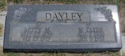 W. Clyde Dayley