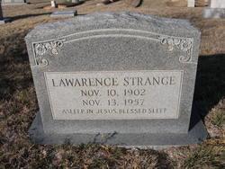 David Lawrence Strange